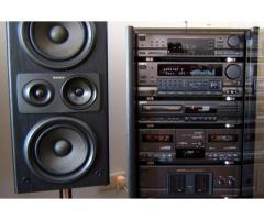 Aparelhagem Sony / Pioneer / Technics