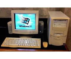 Computador Antigo (Completo)