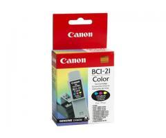 Tinteiros Canon BCI-21 Color
