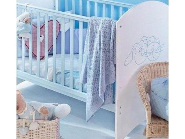 Cama de Bebé ZIPPY
