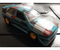 Audi Quattro Rally (Antiguidade)