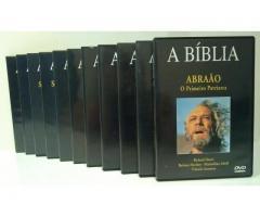 Colecção A Bíblia (11 DVD's)