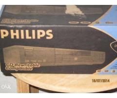 Leitor de DVD Philips