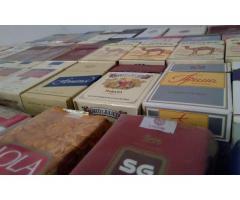 Colecção de Caixas de Tabaco Antigas