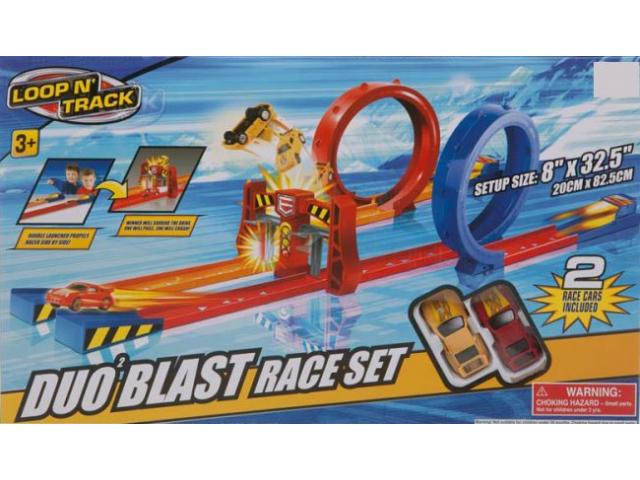 Pista Duo Blast Race Set