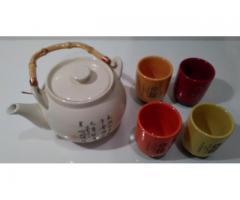 Serviço de Chá (Oriental)