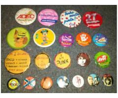 Colecção de Pins