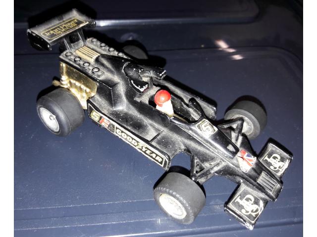 Team Lotus John Player Special MK III